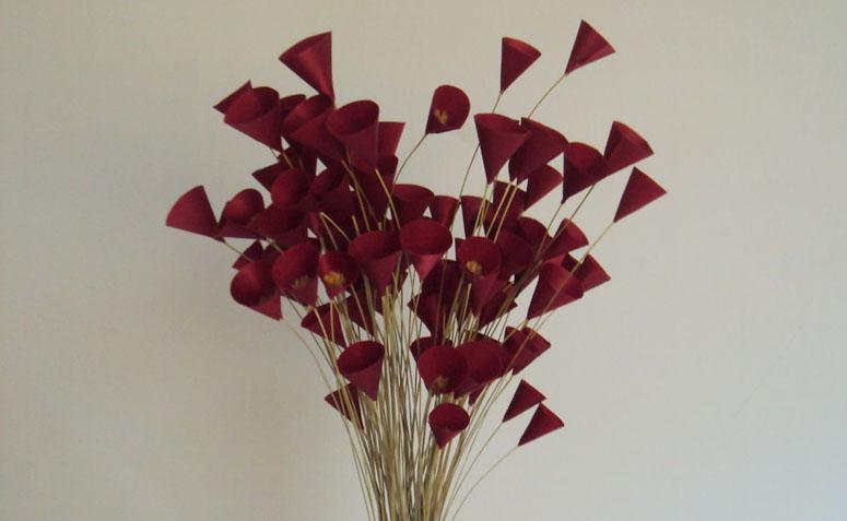 flores de tecido passo a passo e ideias criativas para us  las